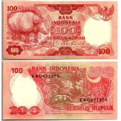 (116) Indonesia. 1977. 100 Rupiah (SC)