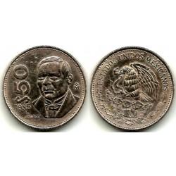 (495) Estados Unidos Mexicanos. 1985. 50 Pesos (MBC)