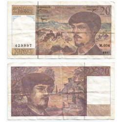 (151i) Francia. 1997. 20 Francs (MBC)