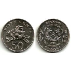 Singapur. 2010. 50 Cents (SC)