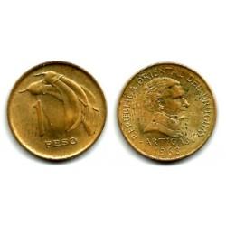 (49) Uruguay. 1968. 1 Peso (BC+)