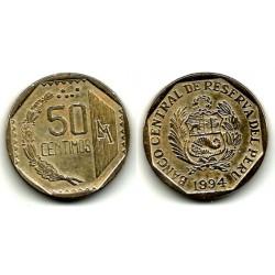 (309.1) Perú. 1994. 50 Céntimos (MBC+)