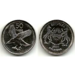 (29) Botswana. 2001. 50 Thebe (SC)
