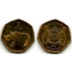 (25a) Botswana. 2004. 2 Pula (SC)