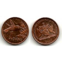 (29) Trinidad y Tobago. 2007. 1 Cent (SC)