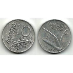 (93) italia. 1972. 10 Lira (MBC)