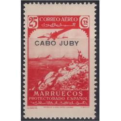 (C3) Cabo Juby. 1938. 25 Céntimos (Nuevo)