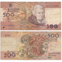 (180d) Portugal. 1992. 500 Escudos (BC)