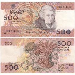 (180e) Portugal. 1993. 500 Escudos (MBC+)