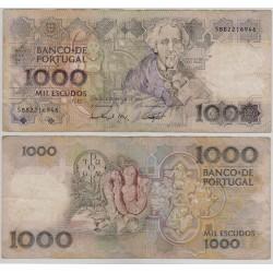 (181k) Portugal. 1994. 1000 Escudos (BC+)