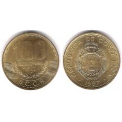 (230a) Costa Rica. 1997. 100 Colones (SC)