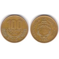 (230) Costa Rica. 1995. 100 Colones (MBC)