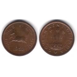 (1.4) India. 1952. 1 Pice (SC)