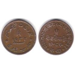 (Y56) India. 1932. 1½ Dokda (MBC+)