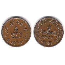 (Y56) India. 1929. 1½ Dokda (MBC)