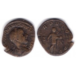 Gordiano III. 238-244 d.C. Sestercio (BC+)