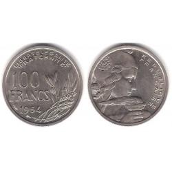 (919.1) Francia. 1954. 100 Francs (EBC)