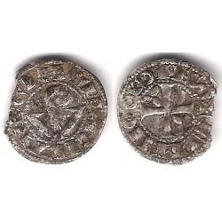 Armengol VII/VIII. 1154-1209. Dinero (BC) Ceca de Agramunt