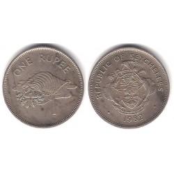 (50.1) Seychelles. 1982. 1 Rupee (EBC)