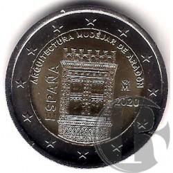 España. 2020. 2 Euro (SC)