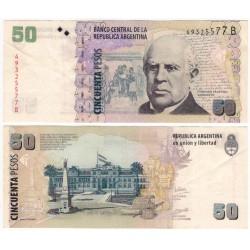 (356) Argentina. 2003. 50 Pesos (MBC)