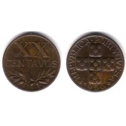 (584) Portugal. 1956. 20 Centavos (EBC+)