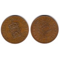(316) Indias Holandesas. 1945. 2½ Cents (MBC+)