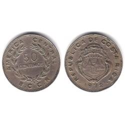 (189.2) Costa Rica. 1972. 50 Céntimos (MBC)