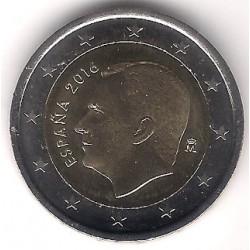 España. 2016. 2 Euro (SC)