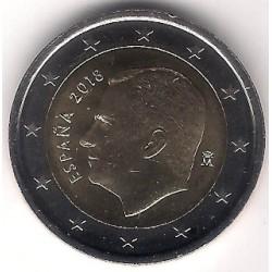 España. 2018. 2 Euro (SC)