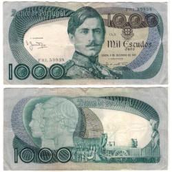(175c) Portugal. 1981. 1000 Escudos (MBC)