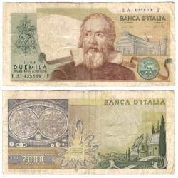 (103a) Italia. 1973. 2000 Lira (BC)