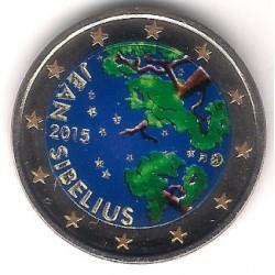 Finlandia. 2015. 2 Euro (SC) Coloreada