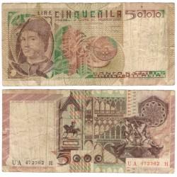 (105b) Italia. 1980. 5000 Lira (BC-)