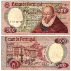 (177) Portugal. 1979. 500 Escudos (BC+)