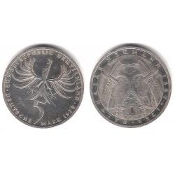Alemania. 1978(F). 5 Mark (EBC) (Plata)