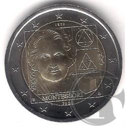 Italia. 2020. 2 Euro (SC)