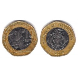 Seychelles. 2018. 10 Rupees (BC)