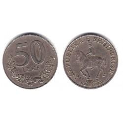 (79) Albania. 2000. 50 Leke (MBC)
