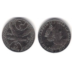Isla de Man. 2017. 5 Pence (MBC)