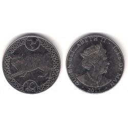 Isla de Man. 2017. 10 Pence (EBC)