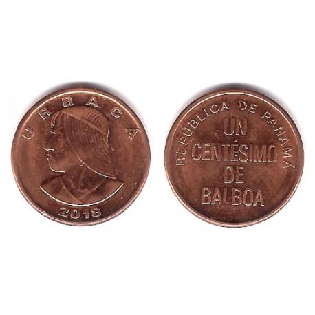 Panamá. 2018. 1 Centesimo (EBC+)