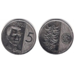 Filipinas. 2018. 5 Piso (EBC)