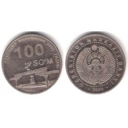 (32) Uzbekistan. 2009. 100 Som (MBC)
