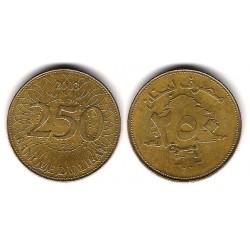 (36) Líbano. 2003. 250 Livres (MBC)