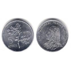 (906) Turquía. 1975. 5 Kurus (SC)