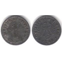 Alemania (III Reich). 1942(A). 1 Pfennig (EBC)