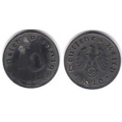 (101) Alemania (III Reich). 1940(A). 10 Pfennig (MBC)