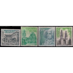 (1935 a 1938) 1969. Serie Completa. Turística (Nuevo, con marca de fijasellos)