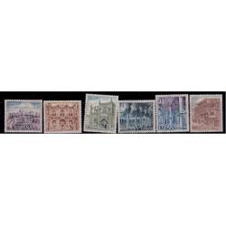 (1982 a 1987) 1970. Serie Completa. Turística (Nuevo, con marca de fijasellos)